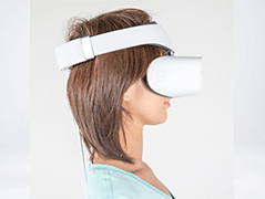 VR視覚刺激装置